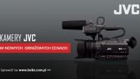 Kamery JVC w niższych cenach W ofercie firmy BEIKS